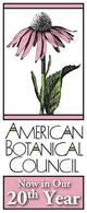 American Botanical Council - 20th Year