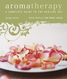 Aromatherapy Book Cover