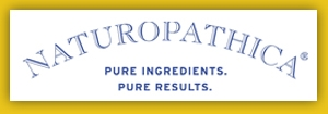 Naturopathica logo with border