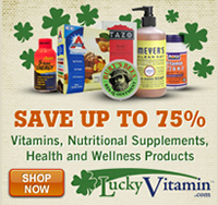 Buy Discount Vitamins, Herbs, Nutritional Supplements at Lucky Vitamin