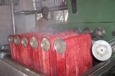 Ayurvastra Dyeing