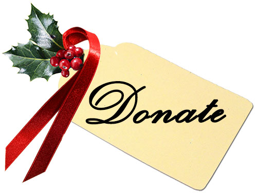 Holiday Donate