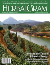 HerbalGram 103