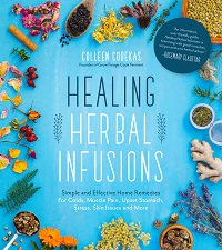 Healing Herbal Infusions cover