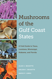 Mushrooms of the Gulf Coast cover