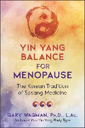 Yin Yang Balance for Menopause cover