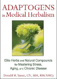 Adaptogens in Medical Herbalism cover