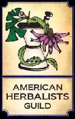American Herbalists Guild Logo