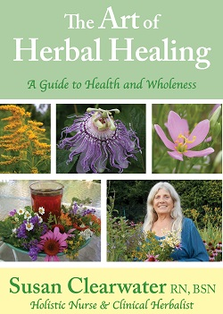 Art of Herbal Healing cover