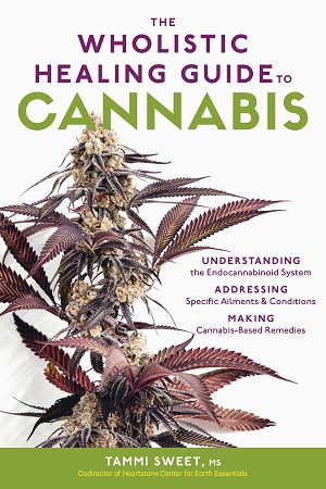 The Wholistic Healing Guide to Cannabis cover