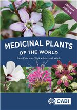 Medicinal Plants of the World cover