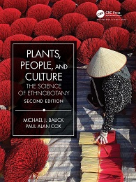 Plants People Culture 2nd ed cover